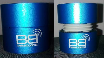 Music on the Go | BassBoomz Portable Bluetooth Speaker