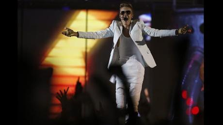 Justin Bieber Is OK People.  Seriously, He's OK!