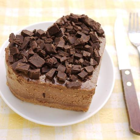 coffee chocolate cheesecake