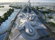 Changsha Meixihu International Culture Center Zaha Hadid Architects