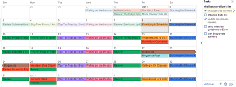 Scheduling And Organizing Your Blog