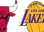 Chicago Bulls L.A. Lakers