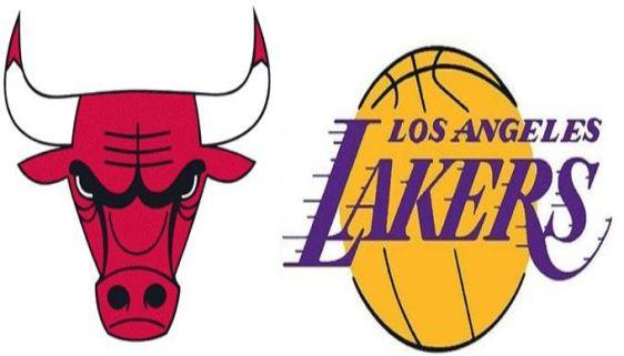 The Chicago Bulls travel to take on the L.A. Lakers.