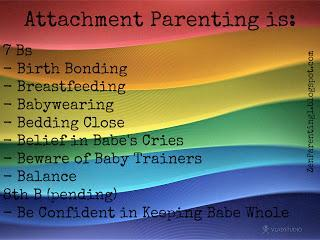 Attachment Parenting According to Dr. Sears (You Know, the Dude Who Coined the Term...)