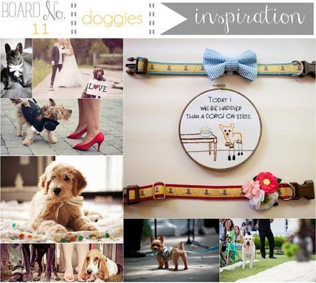 {inspiration board} No. 11 doggies