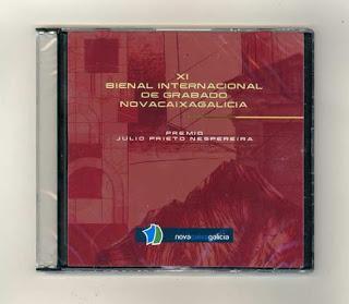 Grabado Nova Galicia 2010