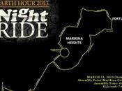 Habagat Earth Hour 2013 Night Ride Special Awards