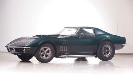 1969 Chevrolet Corvette Baldwin Motion Phase III Coupe