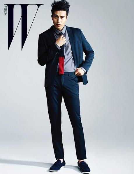 Eye Candy : Lee Dong Wook for W