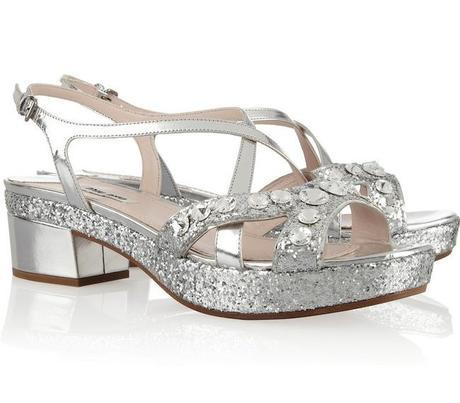 Shoe Crush : Miu Miu Sandals