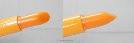 Review: Tony Moly Cat Chu Wink Crazy Tint Stick 02 Yellow + FOTD