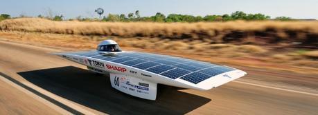 University of Michigan Announced Next Solar Car