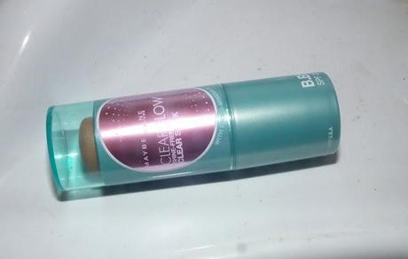 Maybelline Clear Glow Shine Free BB Stick in 04 Fawn with SPF21