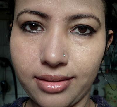 BB Stick Blended on Full Face