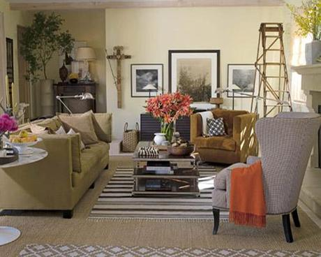 decor layered rugs3 Trending in Home Decor: Layered Rugs HomeSpirations