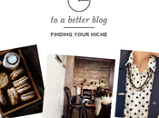 Minutes Better Blog: Finding Your Niche Increase Readership
