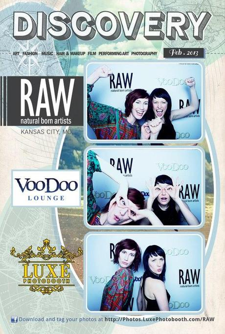 RAW Artist KC-Voodoo Lounge