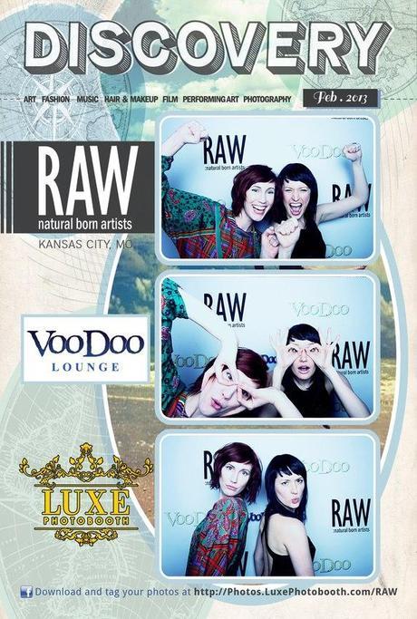 RAW Artist KC-Voodoo Lounge