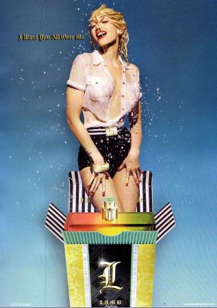 Ultra Rare Gwen Stefani L.A.M.B Perfume Bracelet - Paperblog