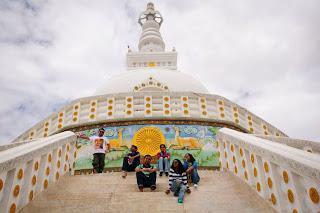 Leh Road Trip - Khardung La, Nubra Valley and Panamik
