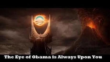Obama Sauron