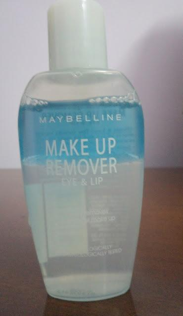 Maybelline Eye & Lip Makeup Remover