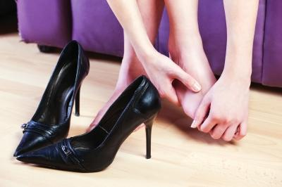 ID 100116700 Oh, My Aching Feet!  Four Ways to Pamper Your Feet After A Long Day