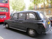 Cabbie's View London