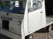 Voisin Flatbed Truck Prototype