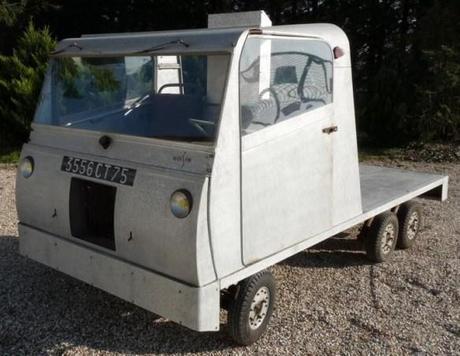1957 Voisin Camionnette Prototype