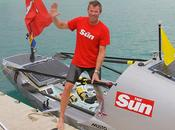 Solo Ocean Rower Sets Atlantic Speed Record