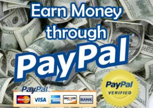 How to earn money through paypal by selling your products or ebook earn money through paypal ccuart Images