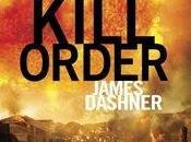 Friday Reads: Kill Order (Maze Runner Prequel) James Dashner