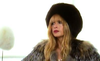 The Rachel Zoe Project: It's Fashion To The Maxi. Those Long Hemlines And Short Bangs Are A Lot Of Work.