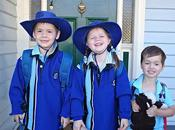 Starting School Year
