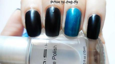 MASH Matte Top coat review