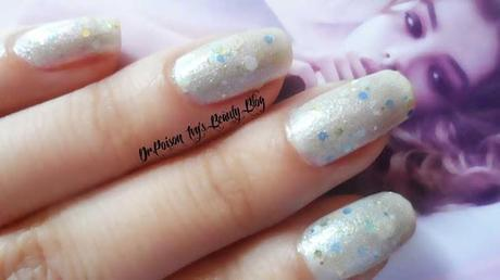 Wing Dust Collections Glitter Polish Swatches