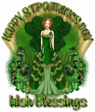 Happy St. Patrick's Day!...