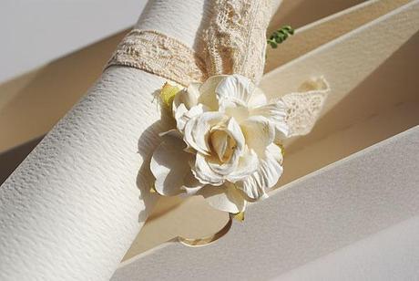 scroll wedding invitations 1 - Wedding Scroll Invitations