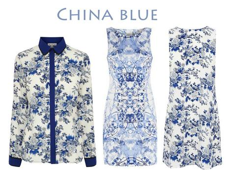 Beautiful China Blue