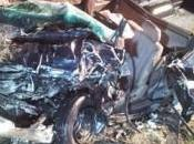 Lincoln County Head Crash Hospitalizes
