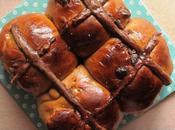 Chocolate Chip Cross Buns