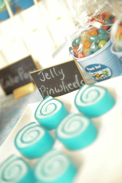 Under the Sea with the Octonauts themed party by Enchanting Parties