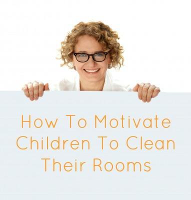 9 أفكار لتشجيع الاطفال على تنظيف غرفهم