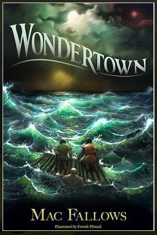 {Guest Post} Wondertown by Mac Fallows