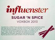 Influenster Sugar Spice VoxBox 2013