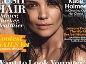 Katie Holmes Covers Allure, Hopes 2013 'Peaceful'