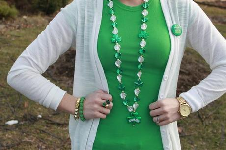 Outfit: St. Patrick's Day