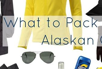 What To Wear On An Alaskan Cruise Paperblog
