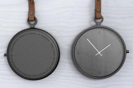 People People Pocket Watch
